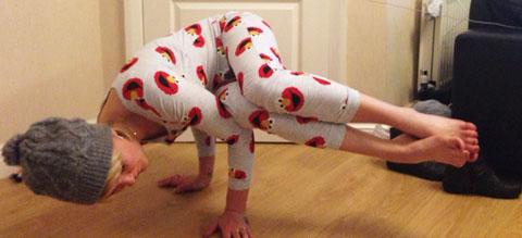 Kerrie Haines Yoga Birmingham UK