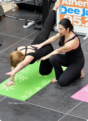 Pilates Classes and Workshops Birmingham UK