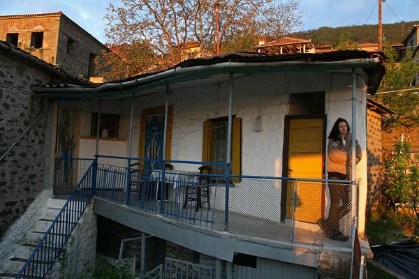 Spring Evening - Mesenikolas, Greece
