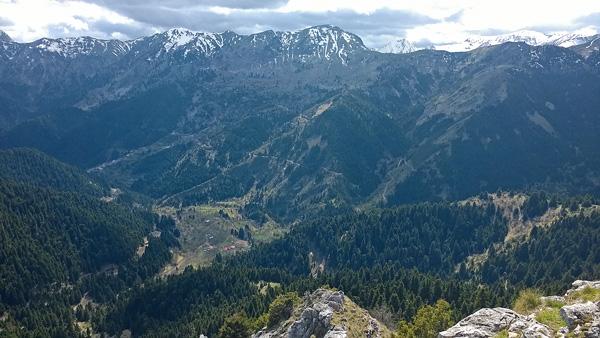 Karditsa Mountains