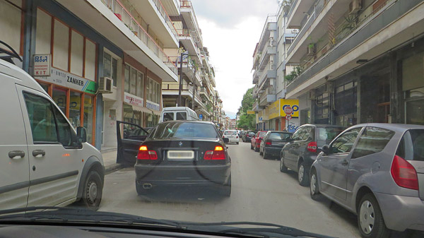 Emergency in Karditsa