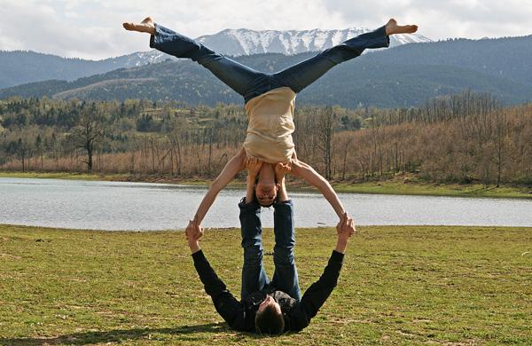 Acro Yoga Karditsa