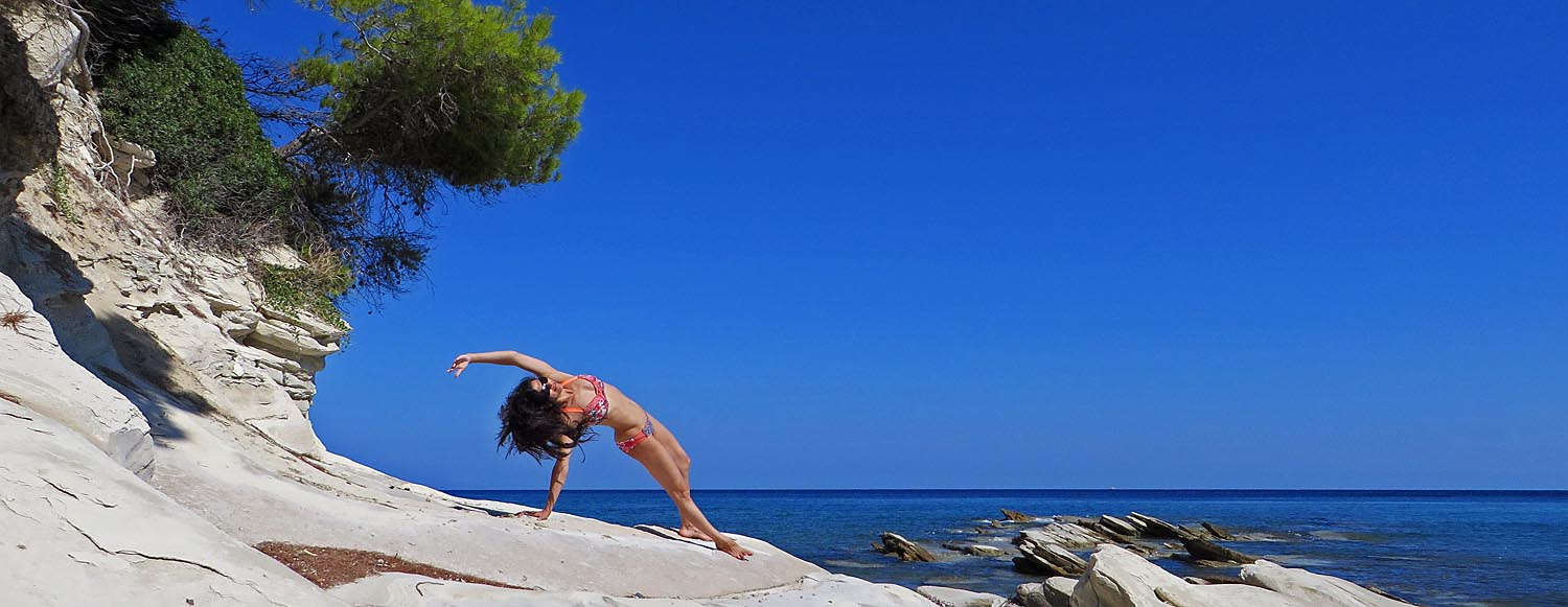 Yoga Holidays & Retreats in Greece