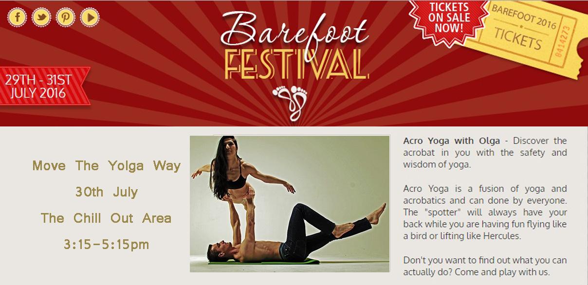 Acro Yoga Classes and Workshops Birmingham UK